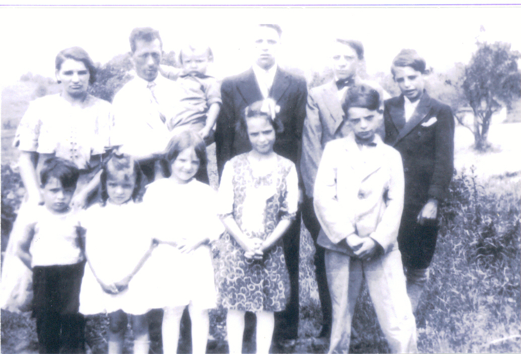 Family of Olivier Lepage and descendants of Angélo lepage