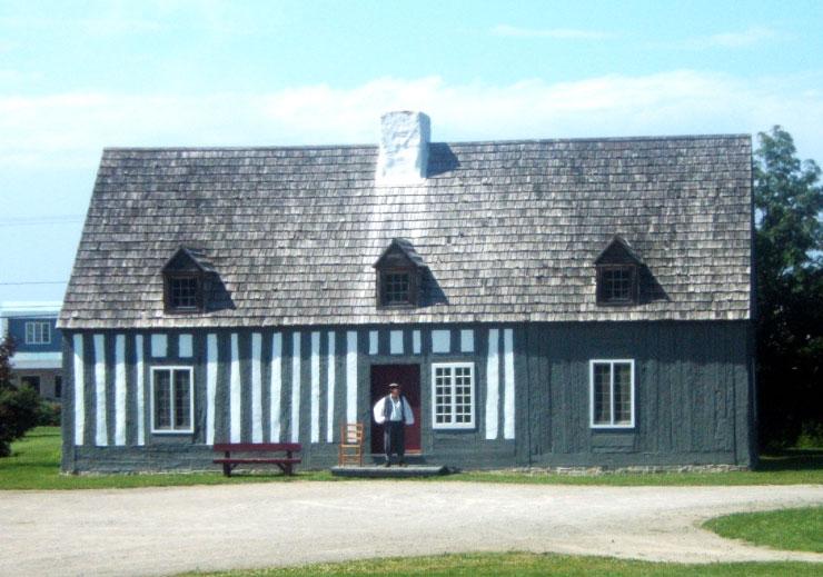 House Lamontagne